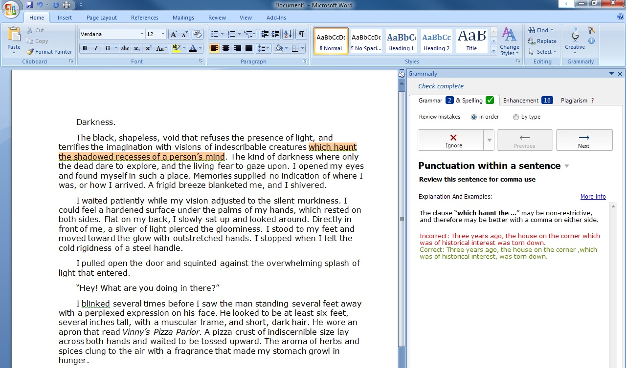 word document essay Double-space all lines or just selected text in a document.