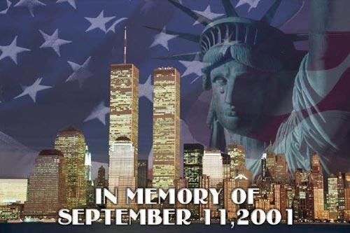 9-11 memory
